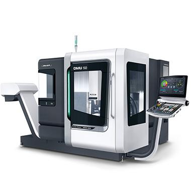 CNC 5 Axis Machining Centers